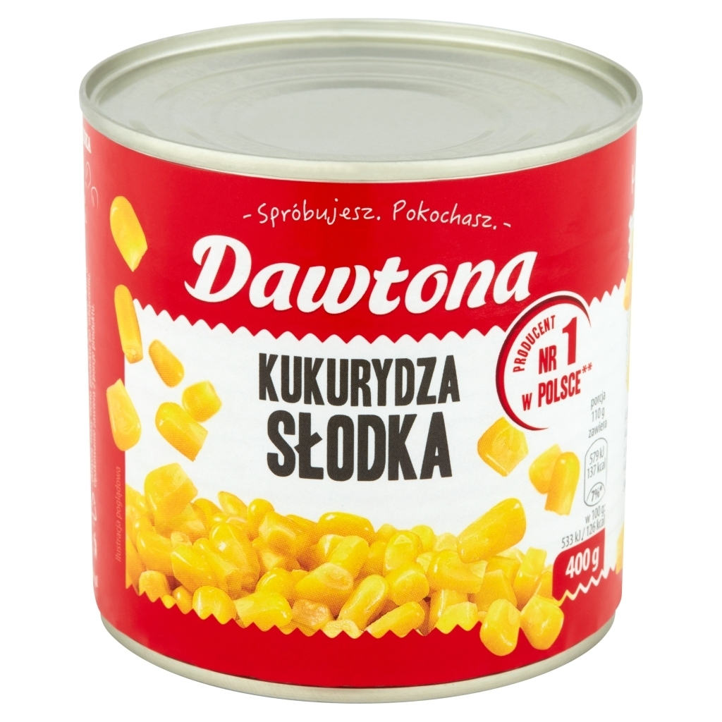 Kukurydza konserwowa Dawton - 0