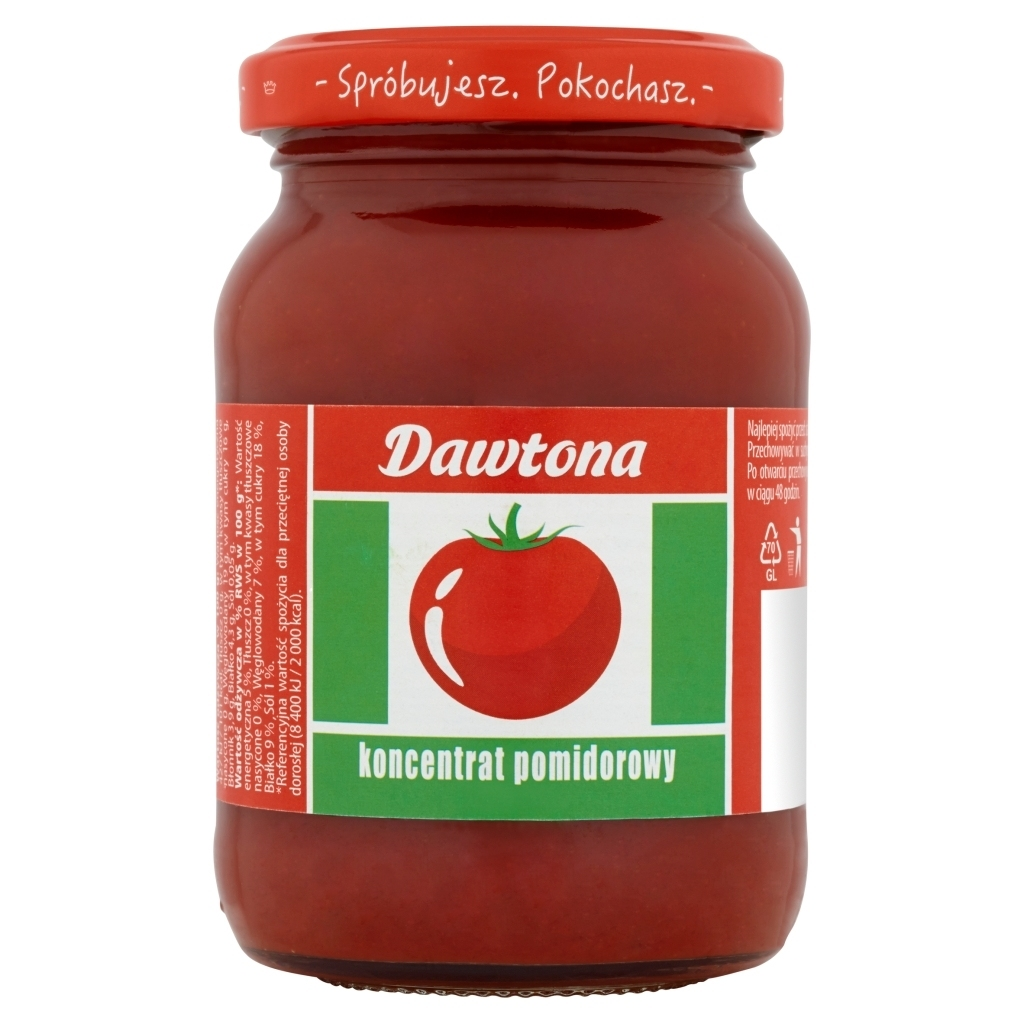 Koncentrat pomidorowy Dawtona