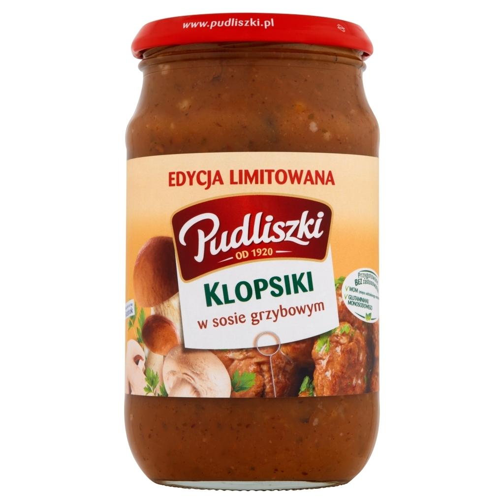 Klopsy Pudliszki