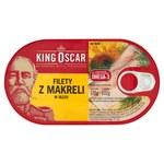 Filet z makreli King Oscar