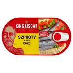 Szprot w oleju King Oscar