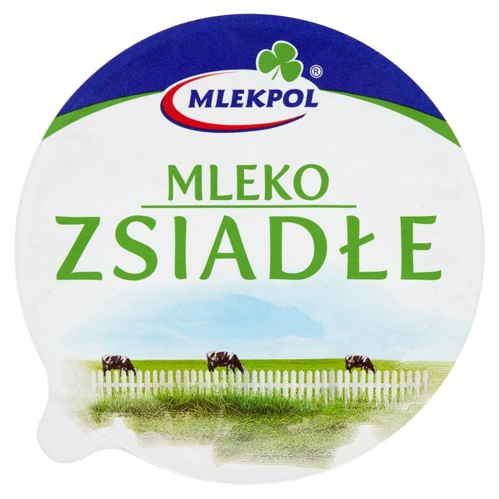 Zsiadłe mleko Mlekpol - 1