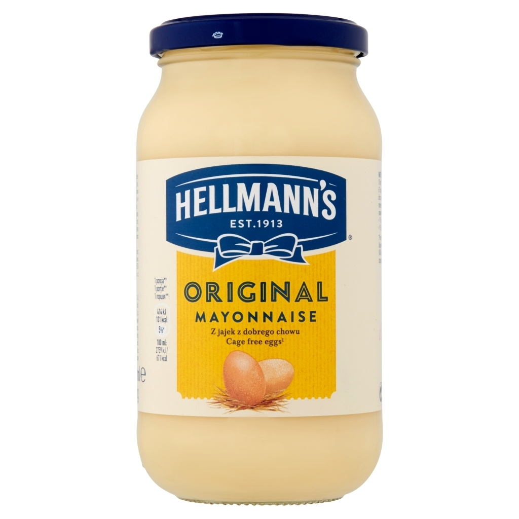 Majonez Hellmann's
