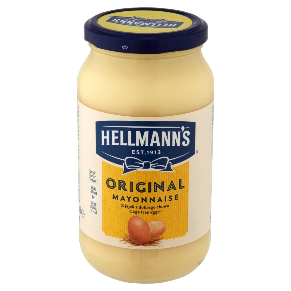 Majonez Hellmann's - 0