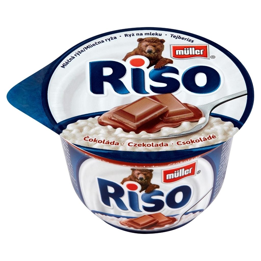 Deser mleczny Riso - 0