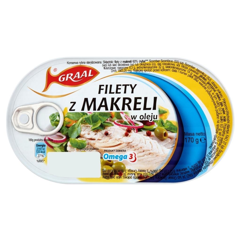 Filet z makreli Graal