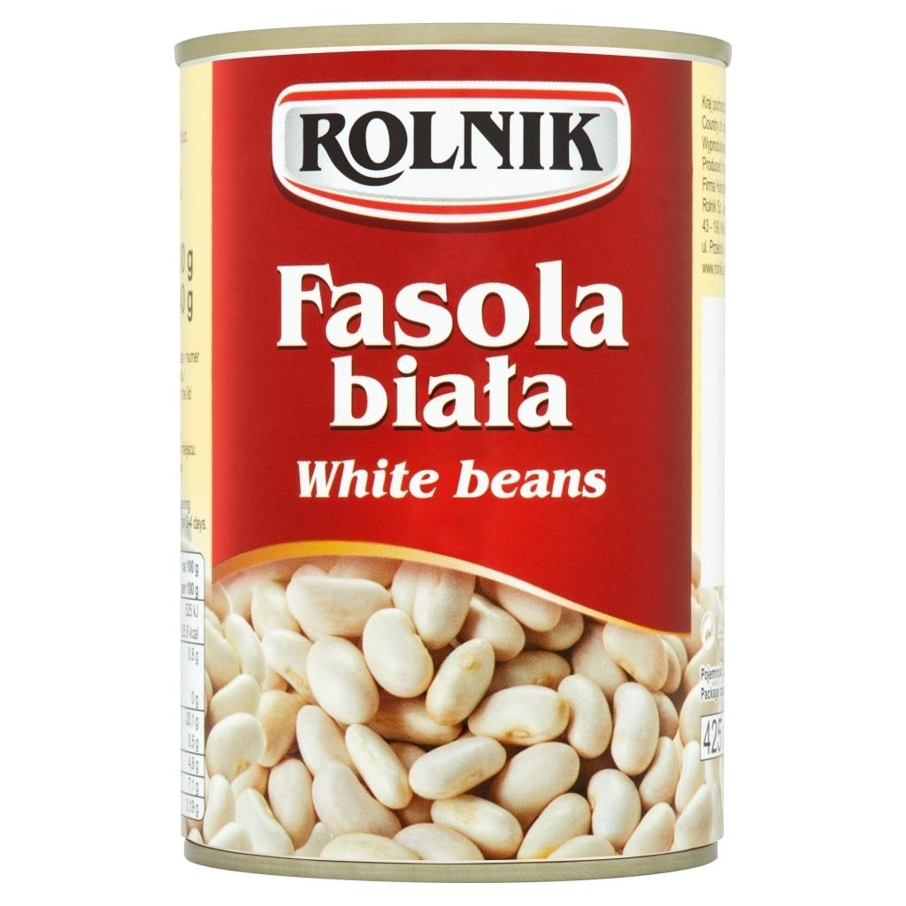 Fasola biała Rolnik - 1