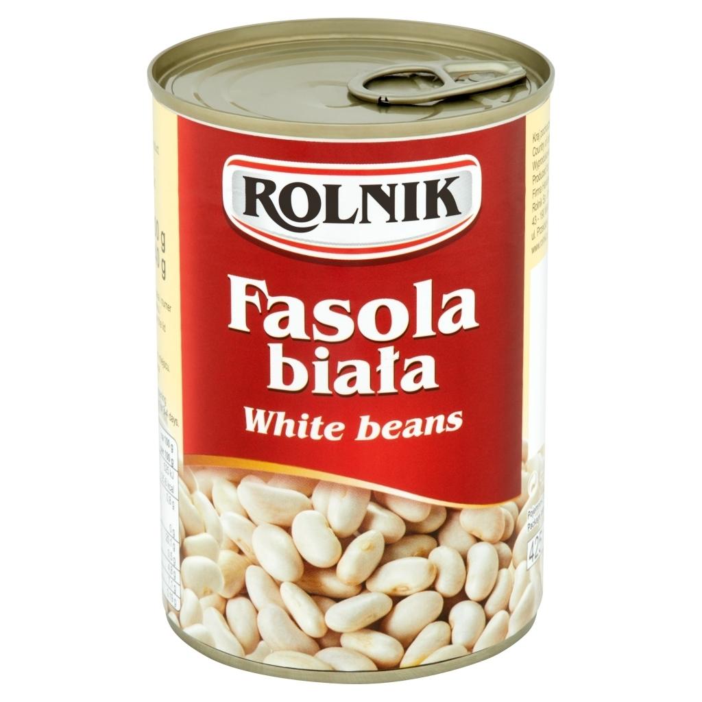 Fasola biała Rolnik - 0