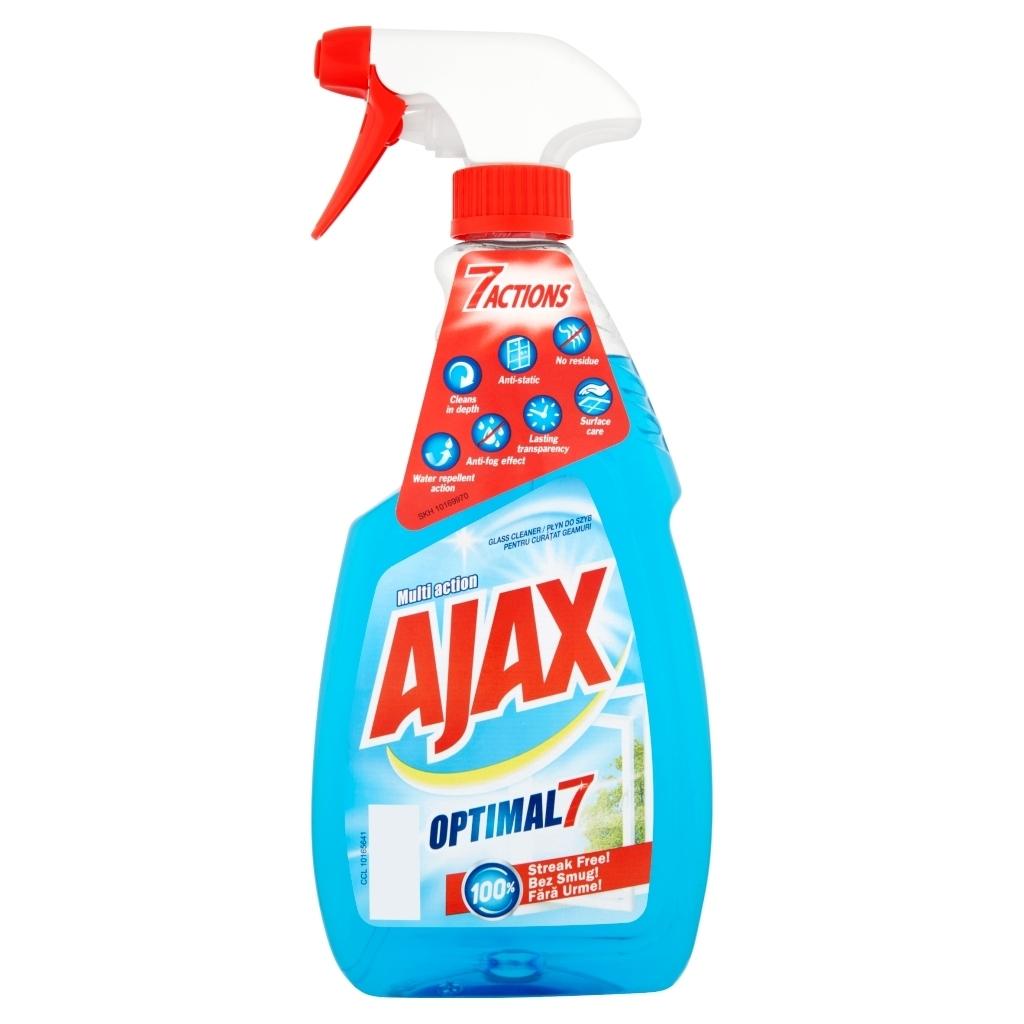 Płyn do mycia szyb Ajax