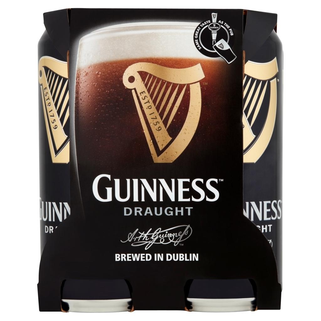 Piwo Guinness - 1