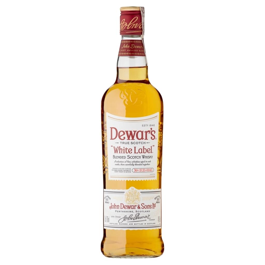 Whiskey Dewar's