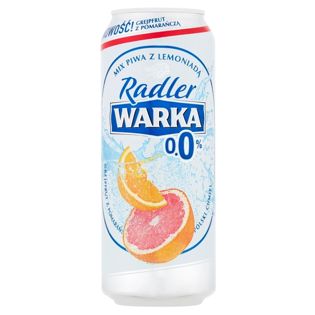 Piwo Warka - 4
