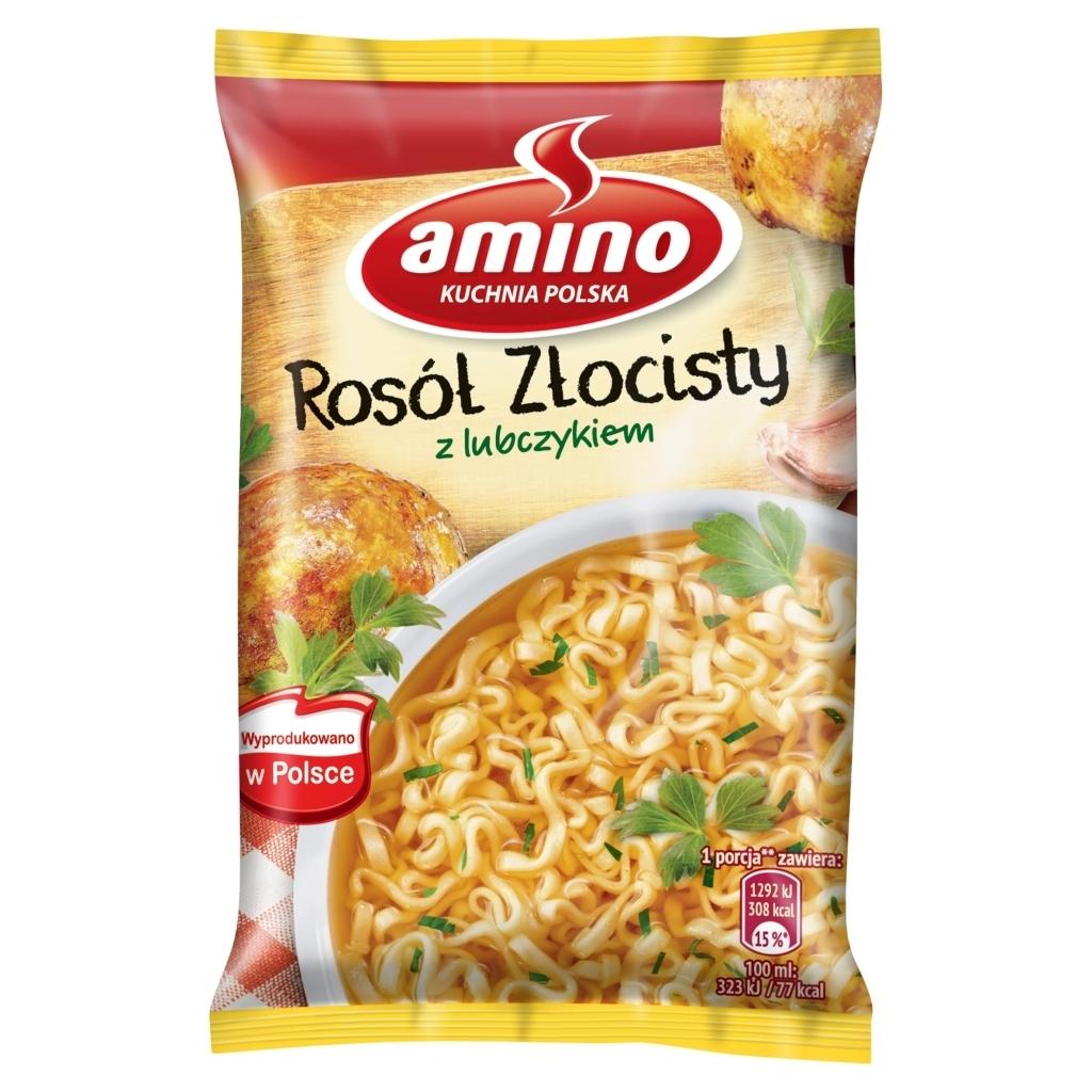 Zupa błyskawiczna Amino