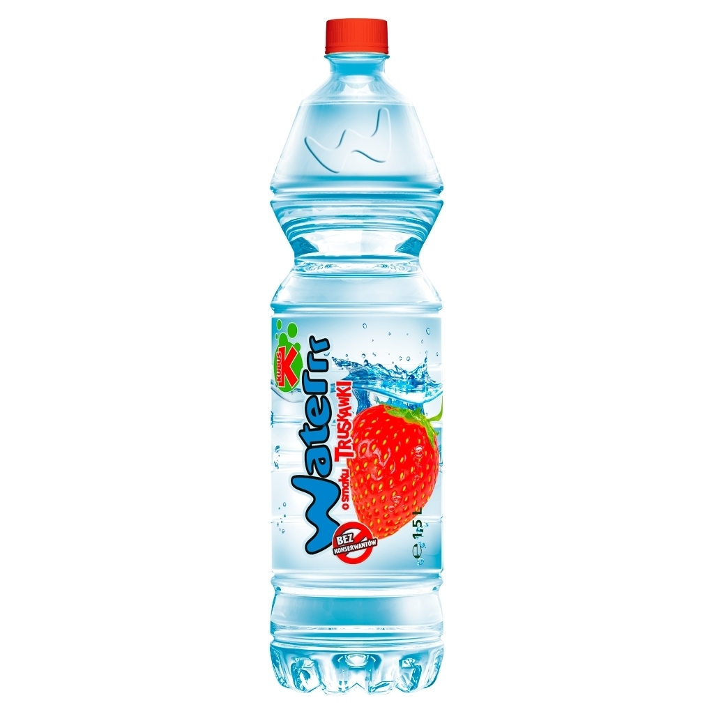 Woda smakowa Kubuś