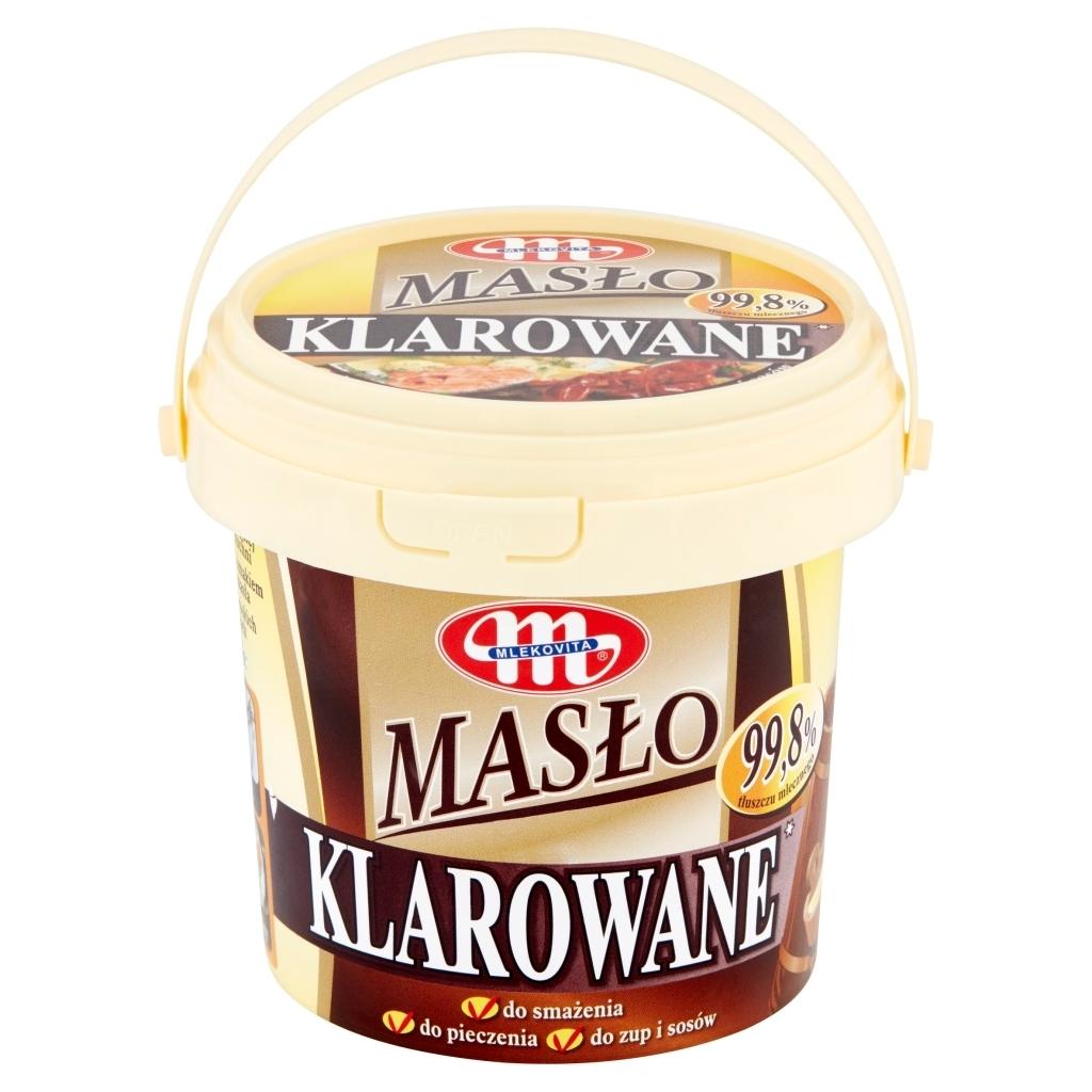 Masło klarowane Mlekovita - 0