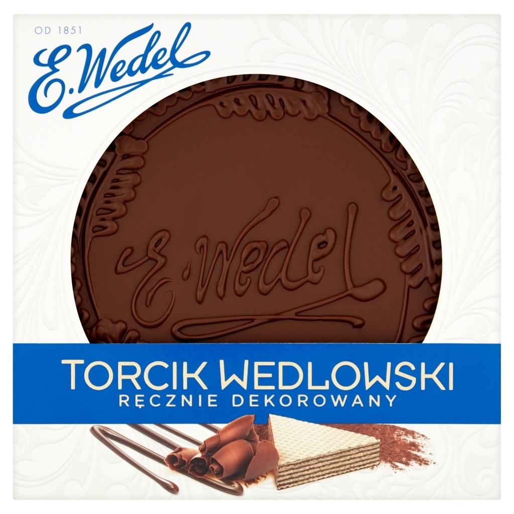 Torcik Wedel