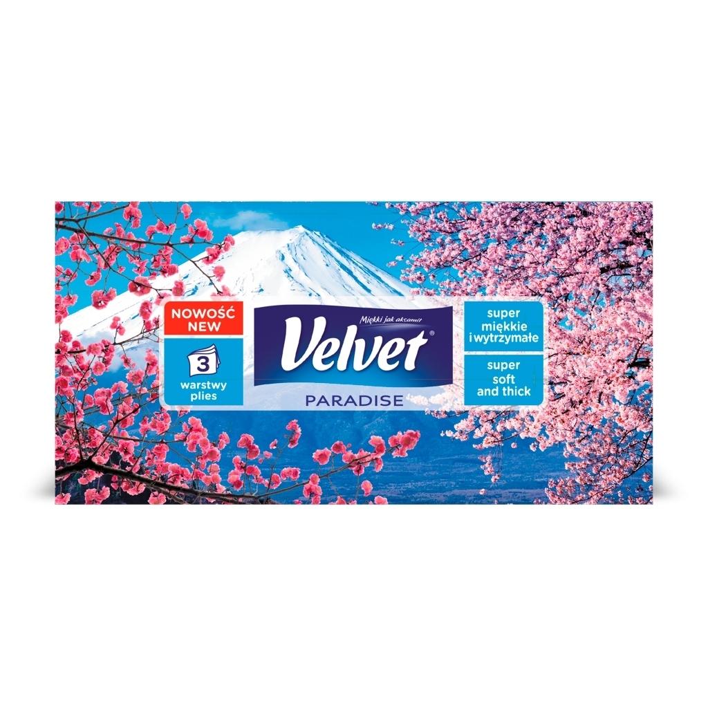 Chusteczki uniwersalne Velvet - 3