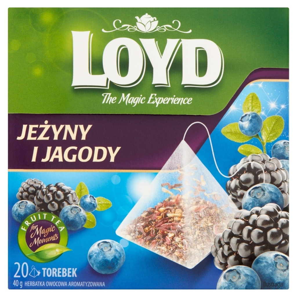 Herbata Loyd - 1