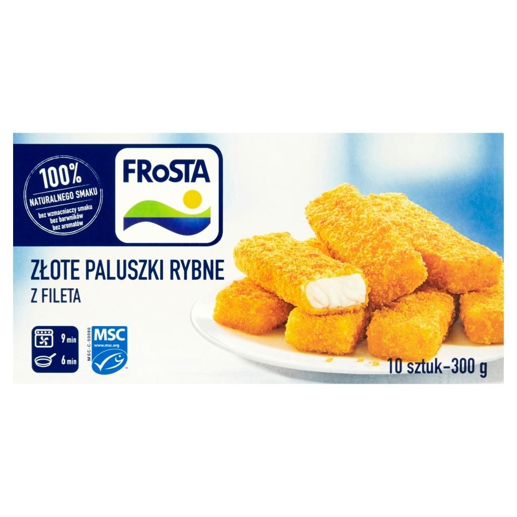 Paluszki rybne Frosta - 1