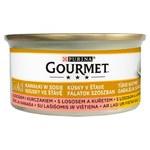 Mokra karma dla kota Gourmet