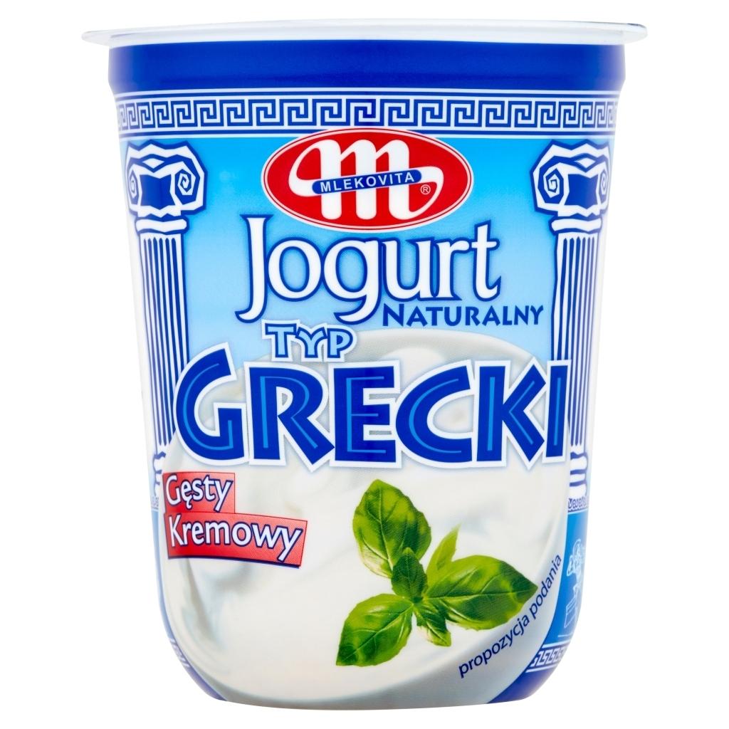 Jogurt grecki Mlekovita - 1