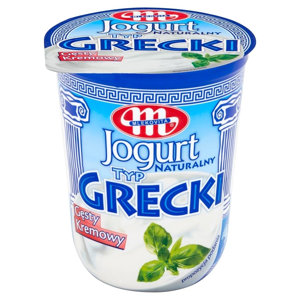 Jogurt grecki Mlekovita - 0