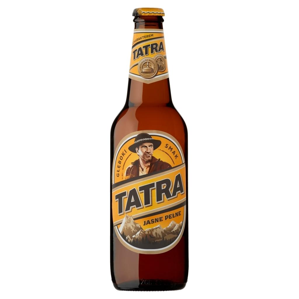 Piwo Tatra - 1