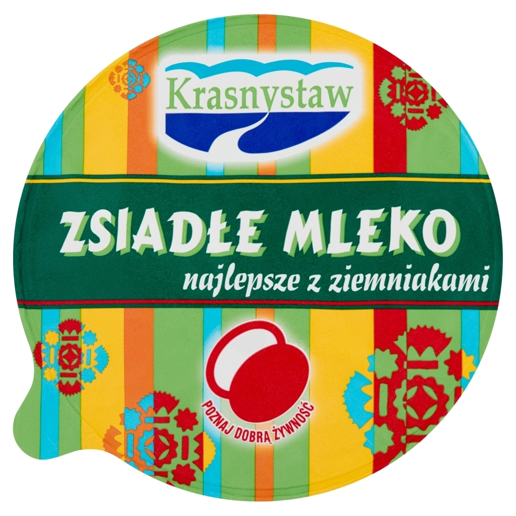 Zsiadłe mleko Krasnystaw - 1