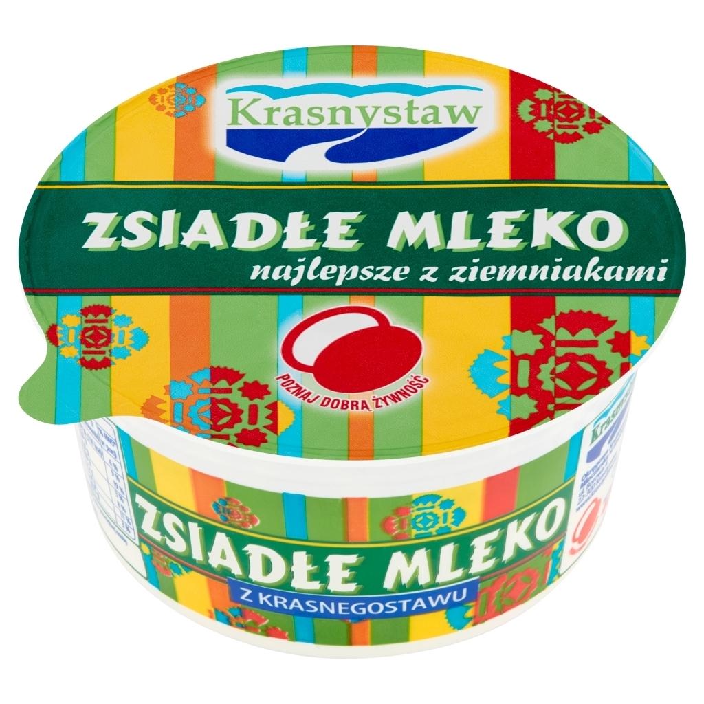 Zsiadłe mleko Krasnystaw - 0