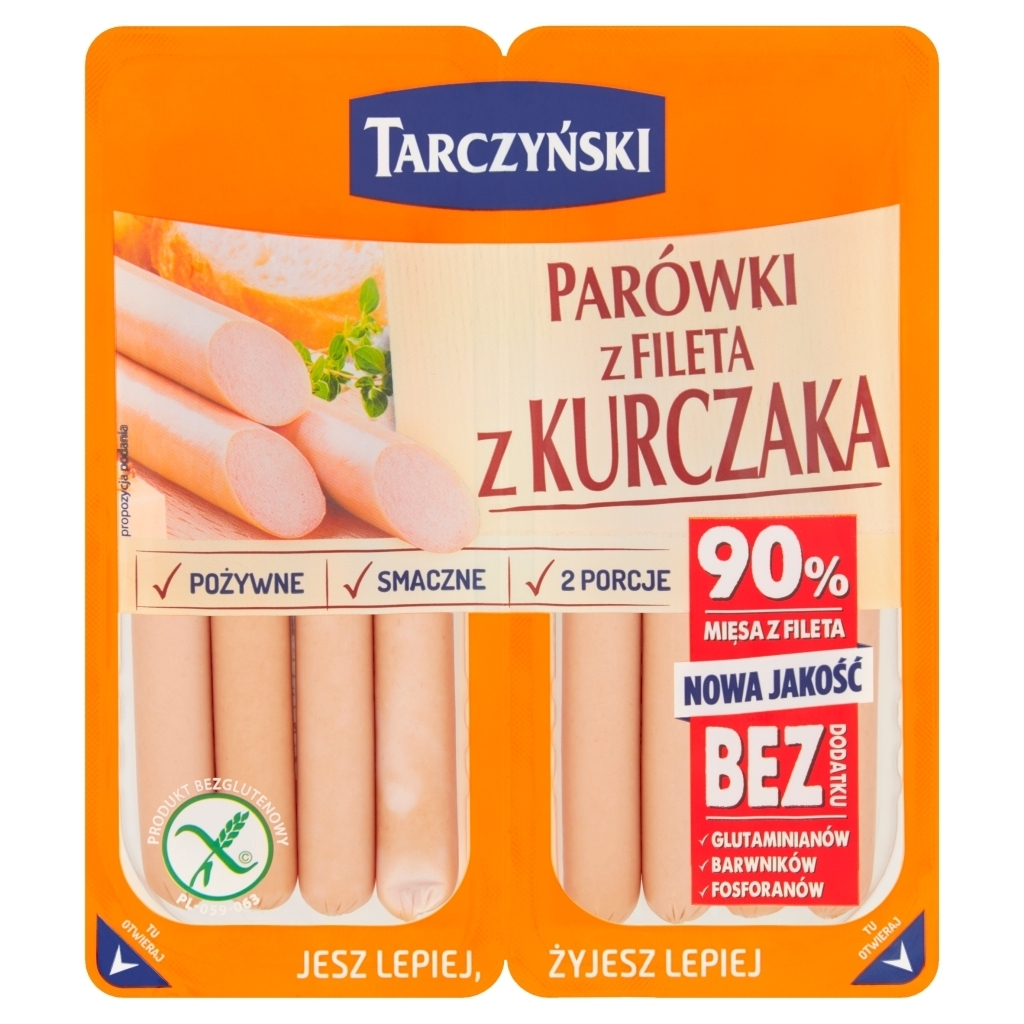 Parówki Tarczyński - 1