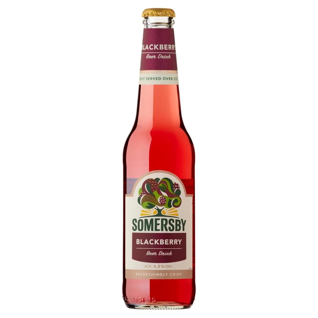 Napój piwny Somersby