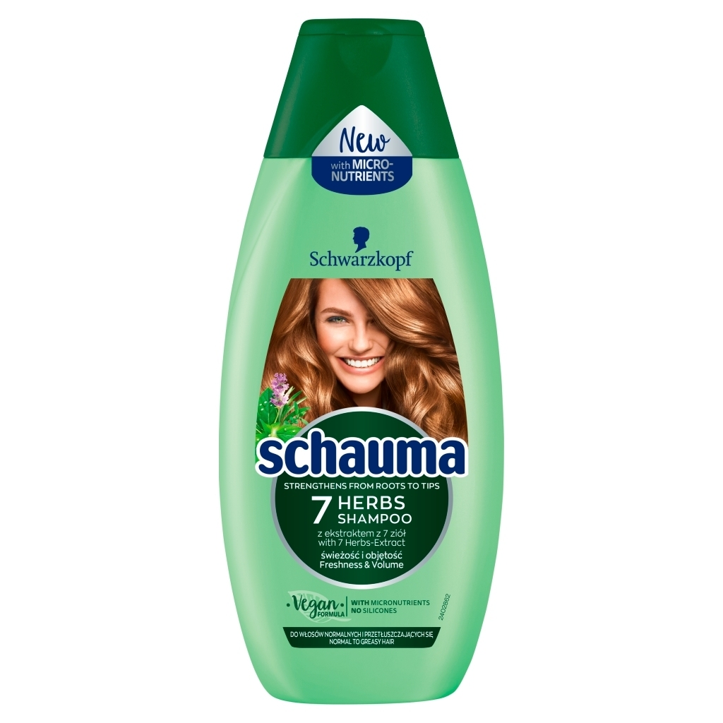 Szampon do włosów Schauma
