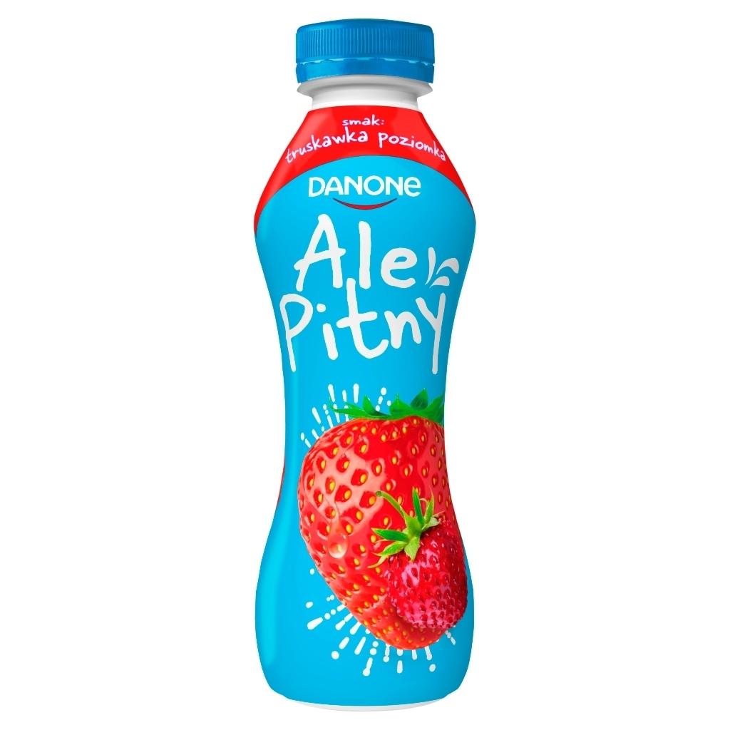 Jogurt pitny Danone