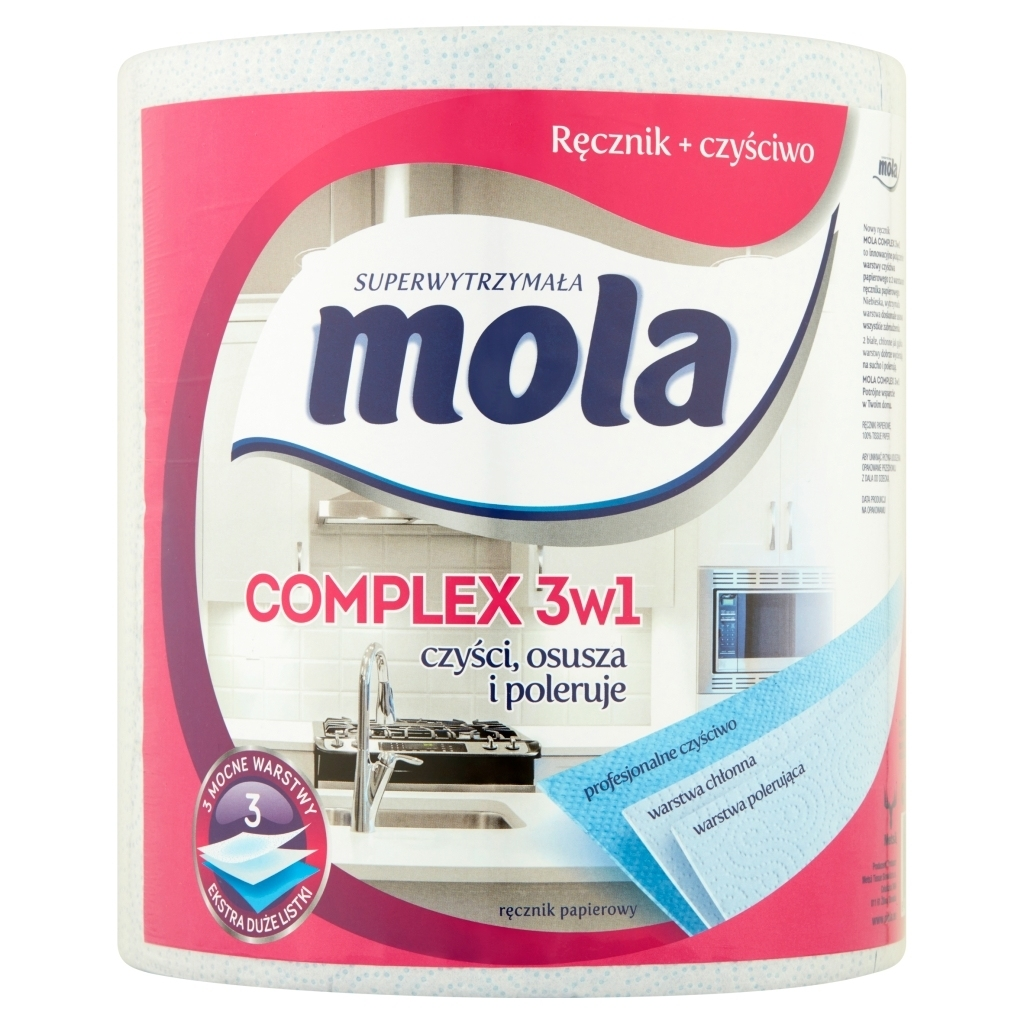 Ręcznik papierowy Mola - 1