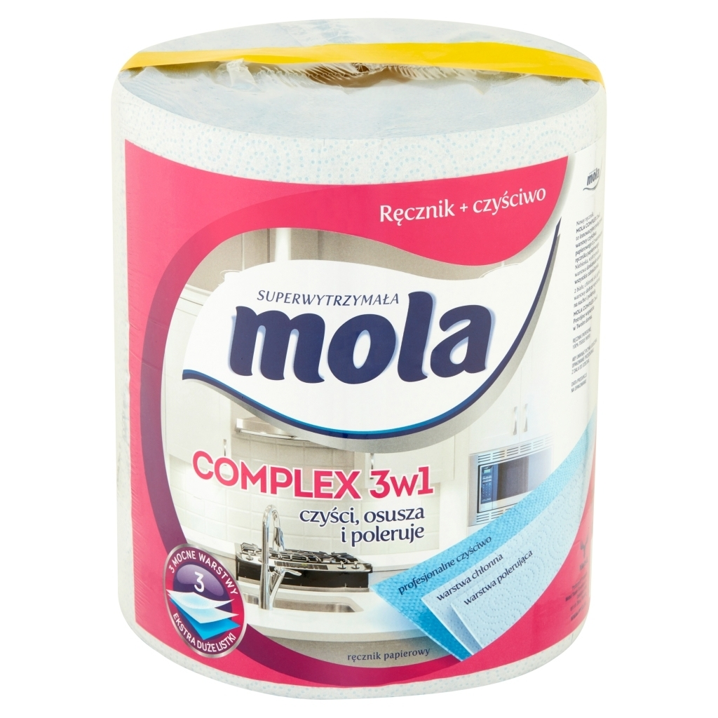 Ręcznik papierowy Mola - 0
