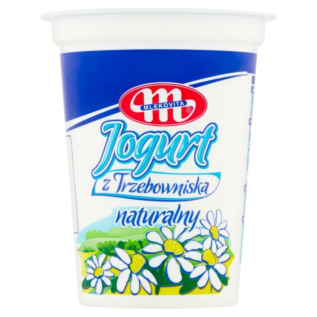 Jogurt naturalny Mlekovita