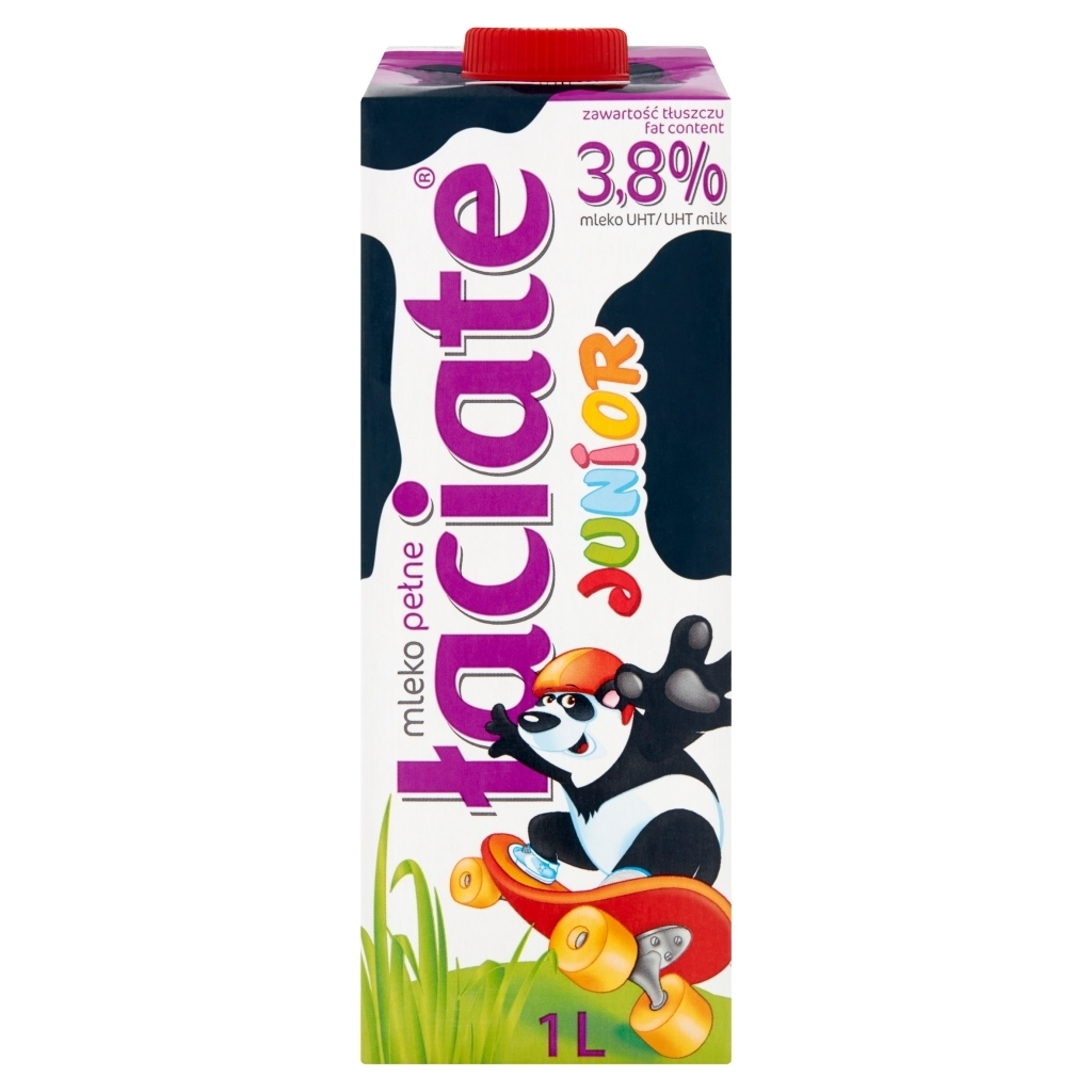 Mleko Łaciate - 2