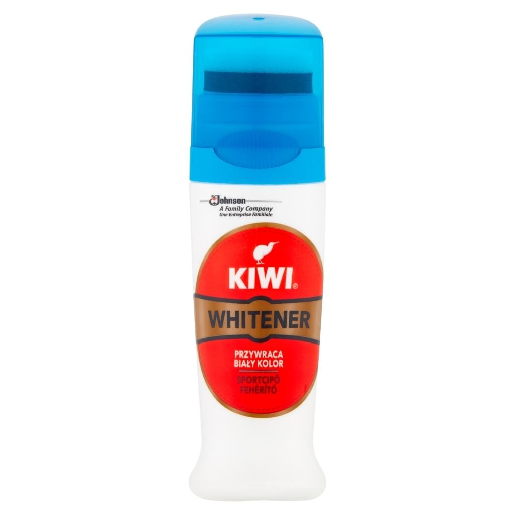 Kiwi Whitener Biala Pasta W Plynie Do Pielegnacji Obuwia 75 Ml Promocje I Gdzie Mozna Tanio Kupic Ding Pl