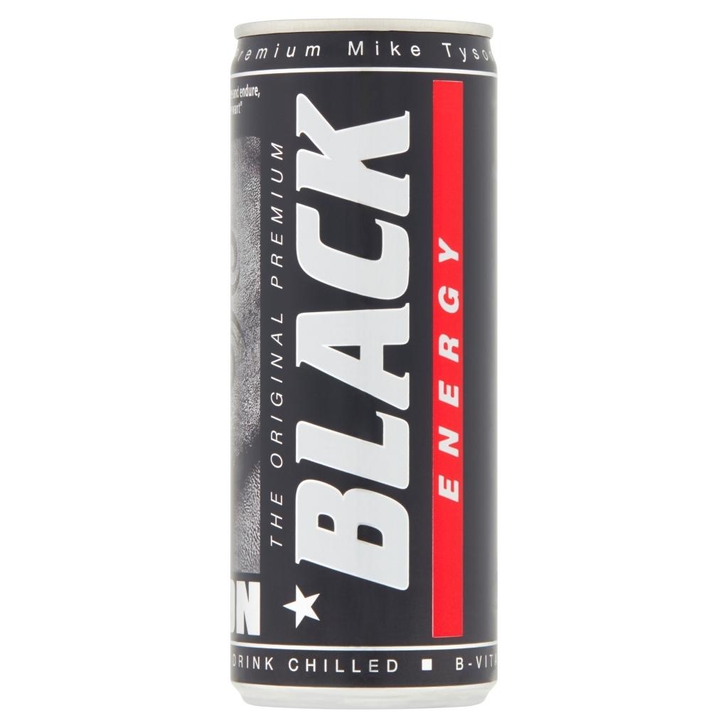 Napój energetyczny Black