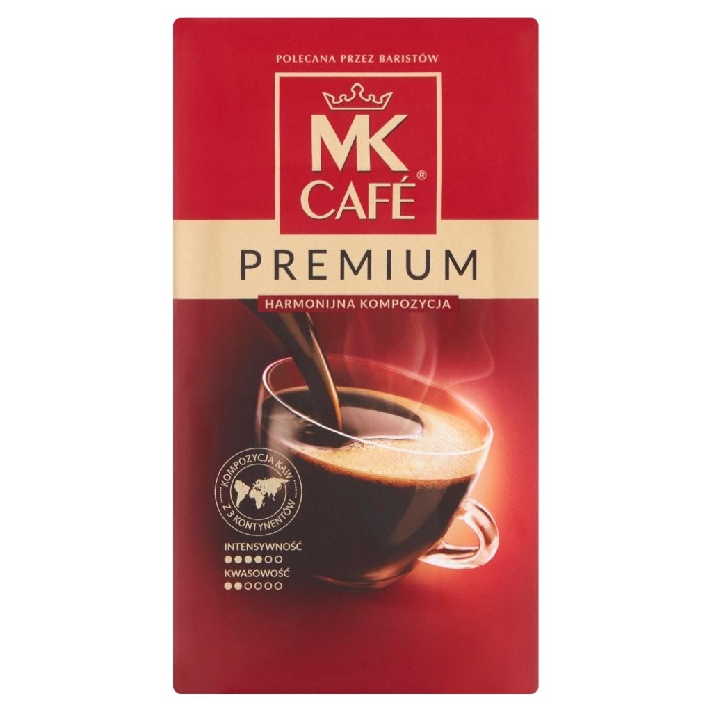 Kawa mielona MK Cafe