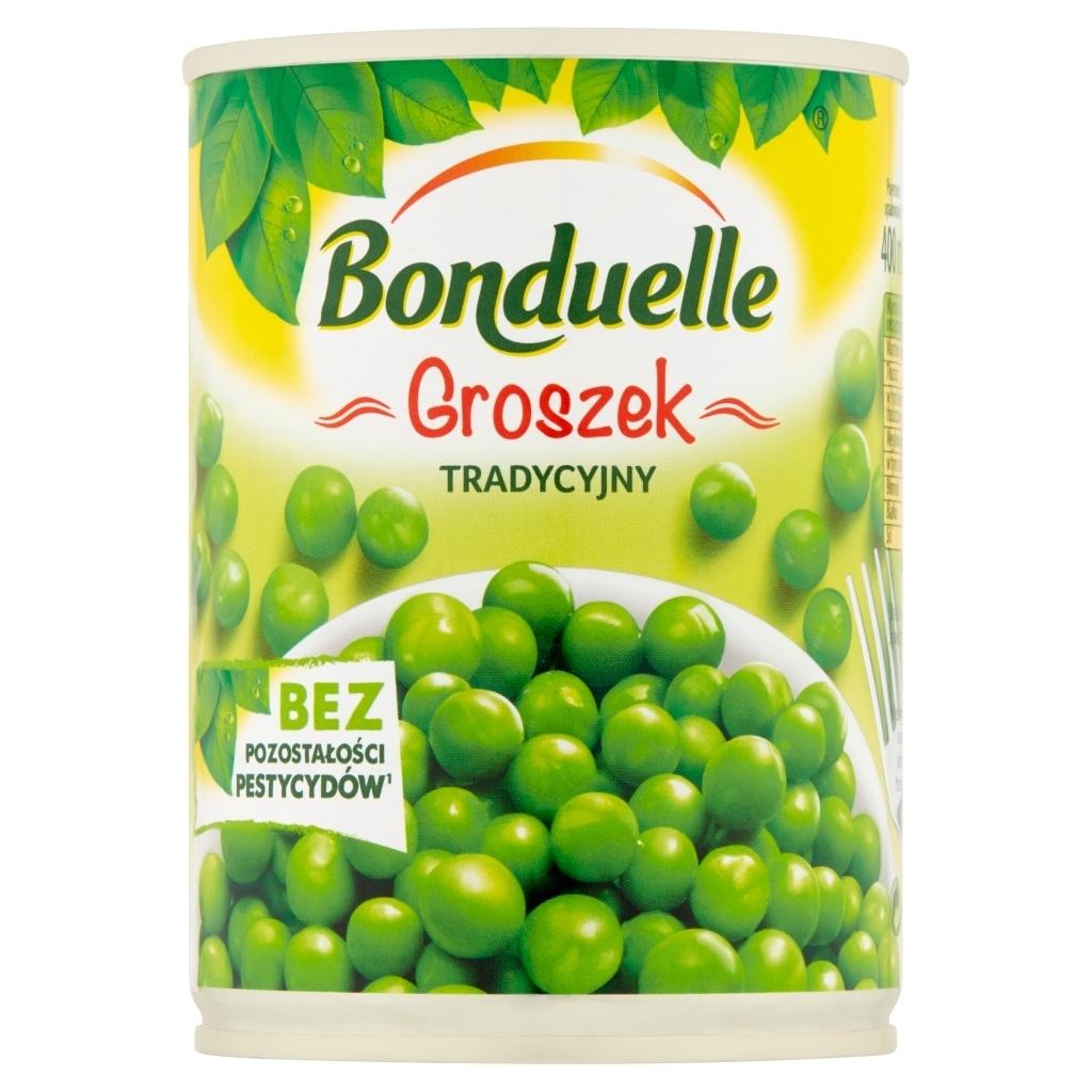 Groszek konserwowy Bonduelle - 3