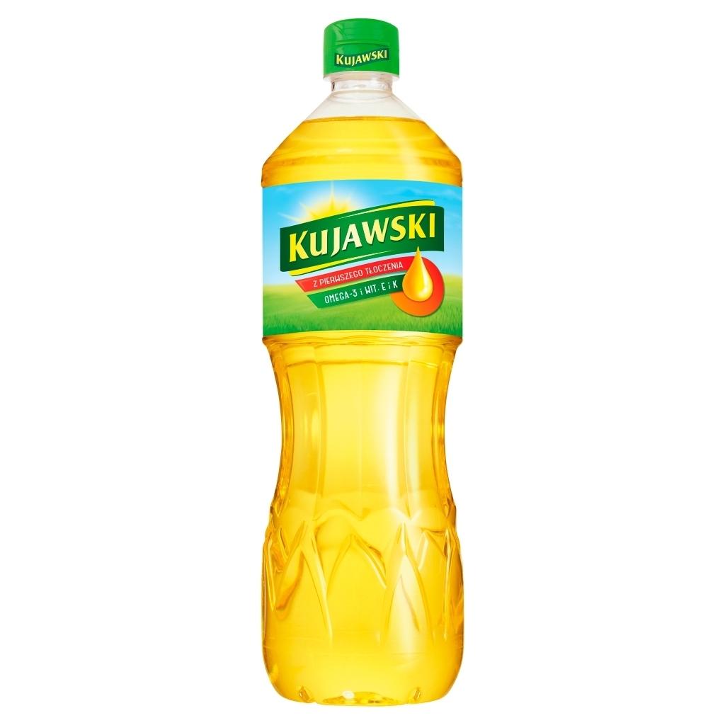Olej rzepakowy Kujawski
