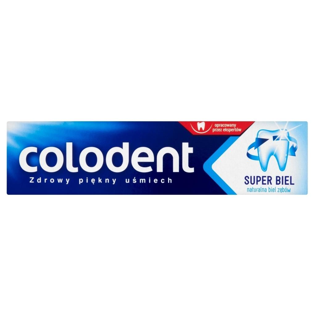 Pasta do zębów Colodent