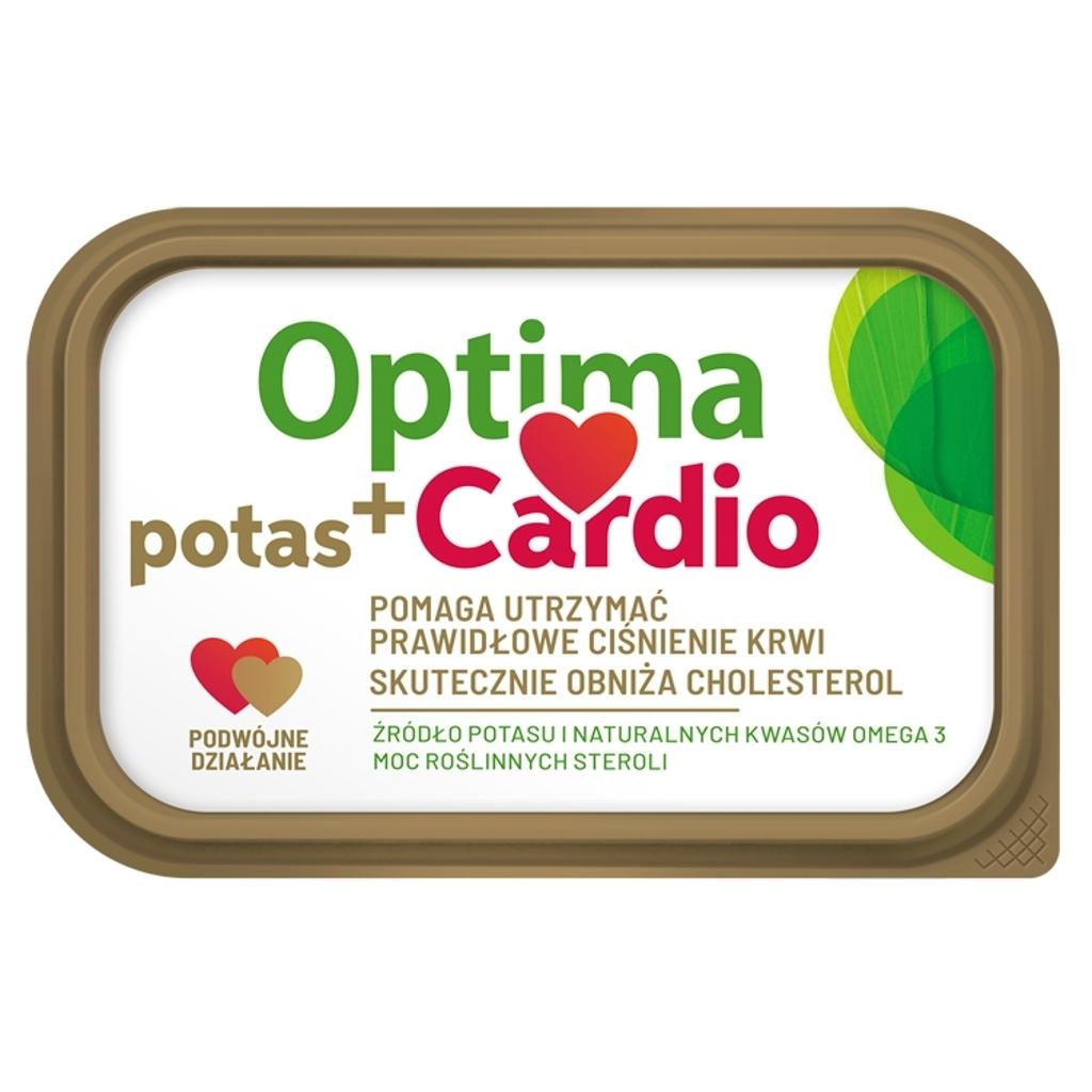 Margaryna Optima Cardio