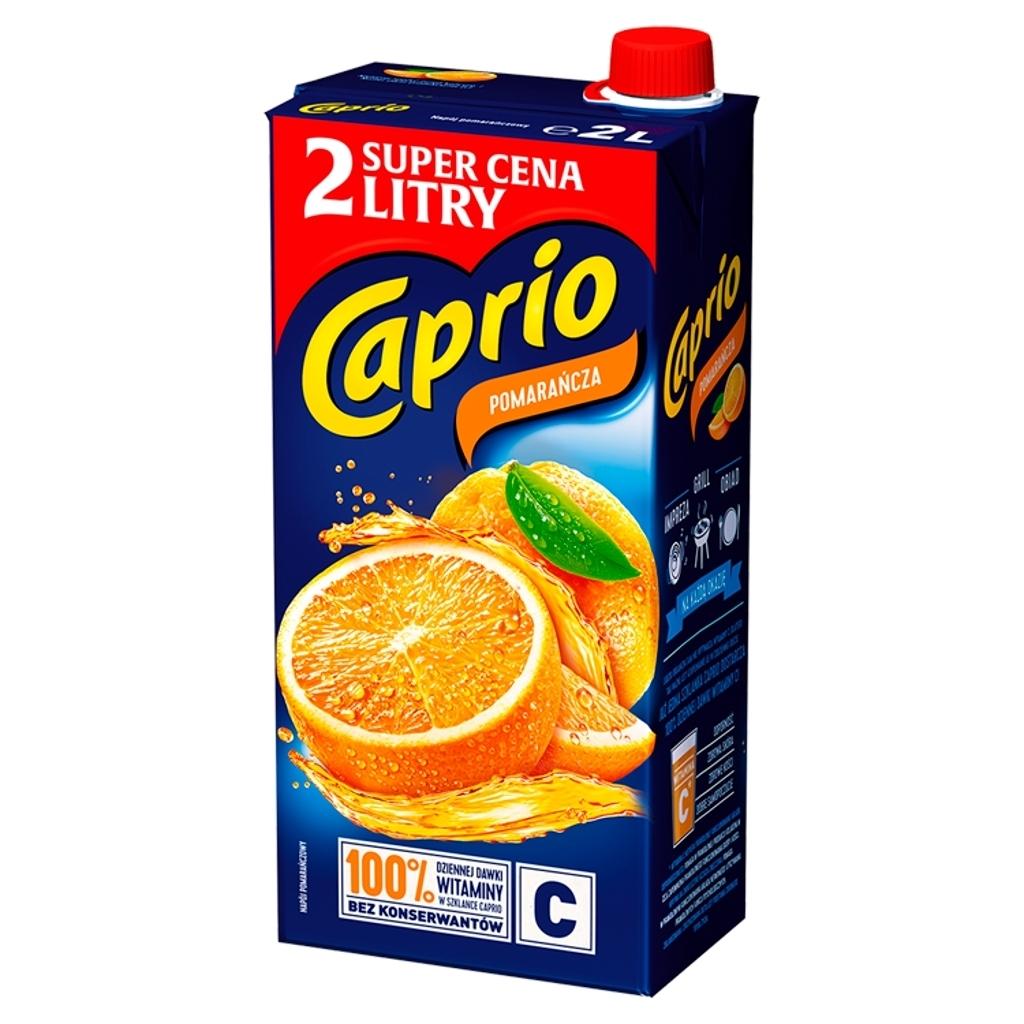 Napój Caprio - 0