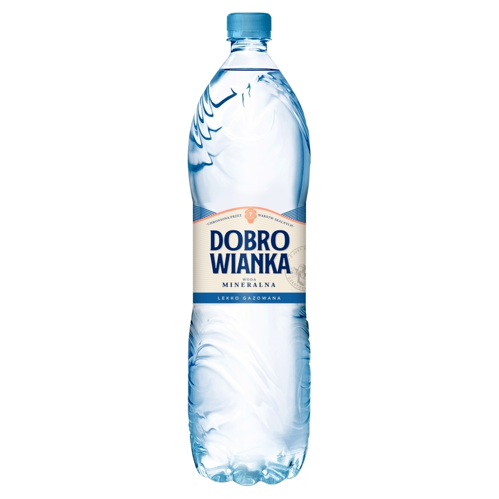 Woda mineralna Dobrowianka