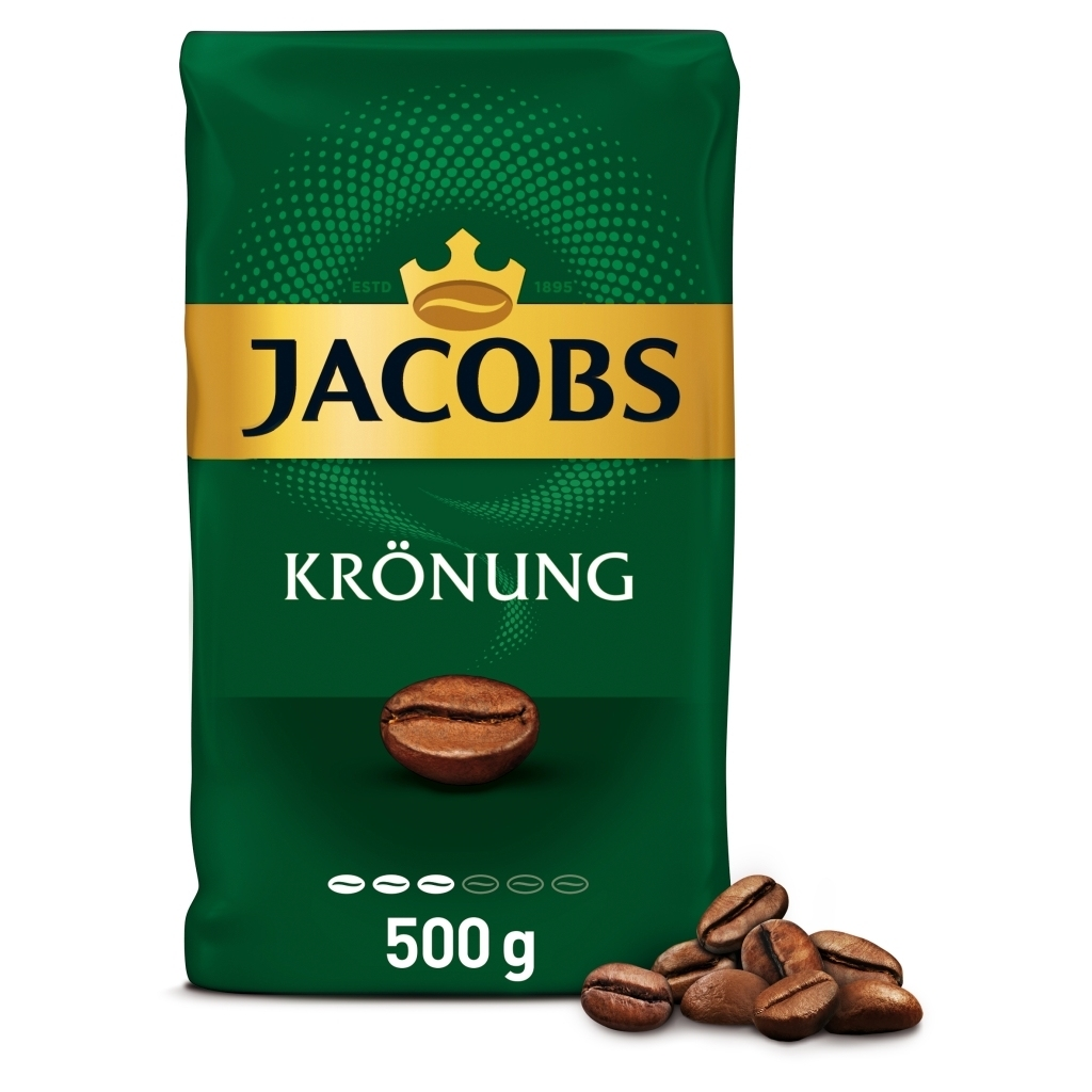 Kawa ziarnista Jacobs - 0