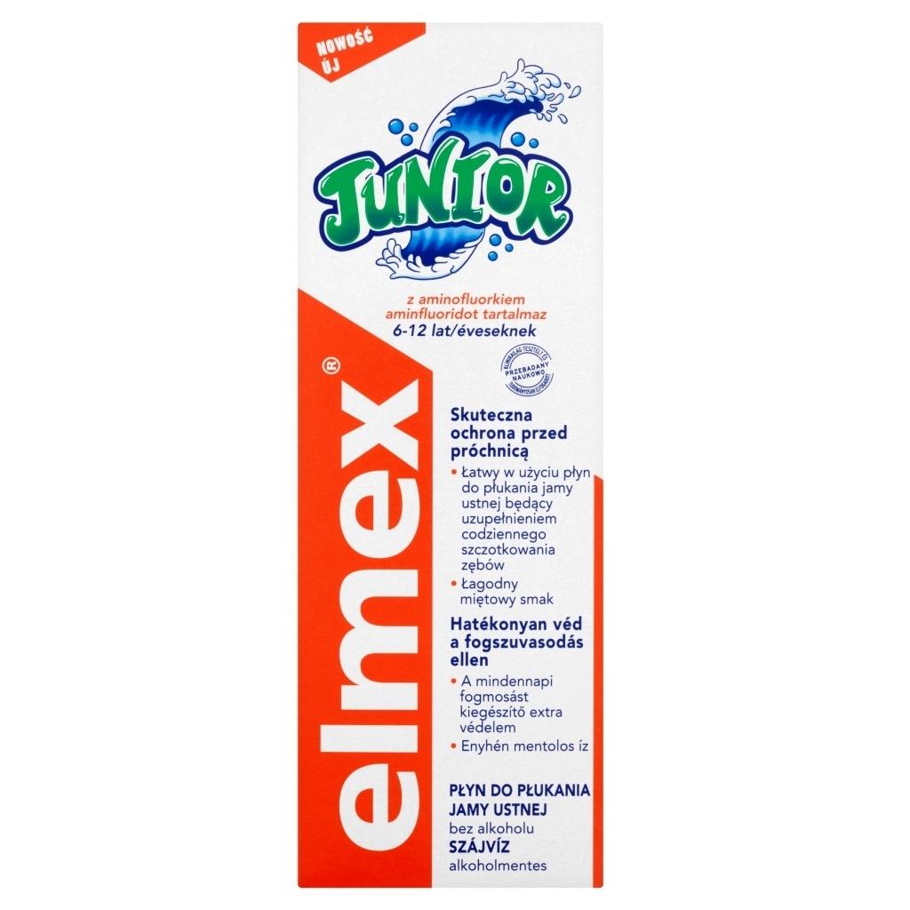 Płyn do płukania jamy ustnej Elmex
