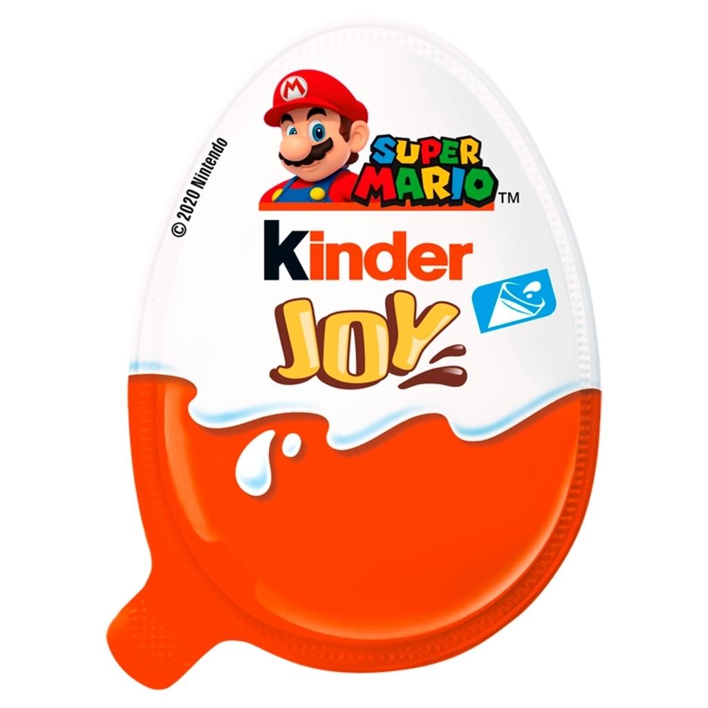 Jajko niespodzianka Kinder