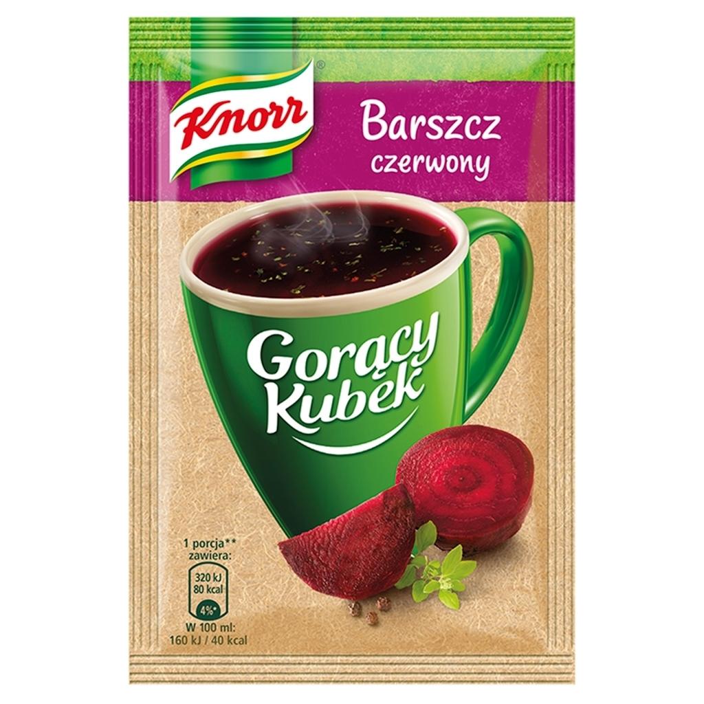 Zupa w proszku Knorr